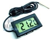Термометр электрический (цифровой) c выносным датчиком.